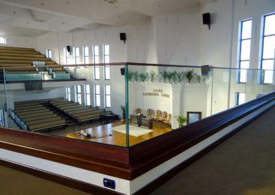 Balustrada - detaliu colt